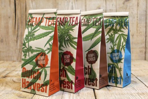 Organic Hemp Teas