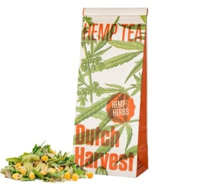 Hemp and Herbs Dutch Harvest Tea