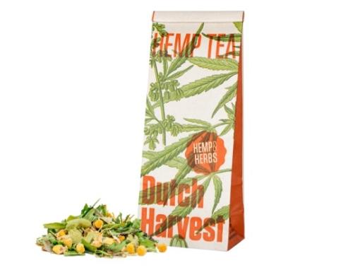 Hemp and Herbs Dutch Harvest Tea