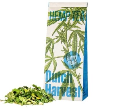Simply Hemp Dutch Harvest Tea